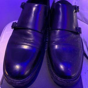Men's 12 Kenneth Cole Monk Dress Shoes